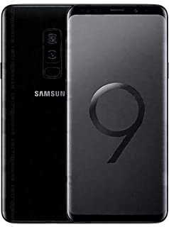 Samsung Galaxy S9 plus Single Sim 64GB - Midnight Black