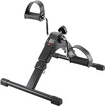 DHOUTDOORS Bicicleta Estática de Fitness Estática Cardio Ergómetro Bicicleta Estática Máquina de Fitness Ideal para Quemar Grasa y Mejorar la Forma Física