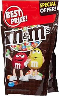M&M's Chocolate 180g (Pack of 2)