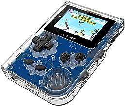 HJKPM Consoles De Jeux Portables, Mini Console De Jeux De Poche Classique GBA Rétro 32 Bits Rétro avec 40 Jeux GBA Uniques...