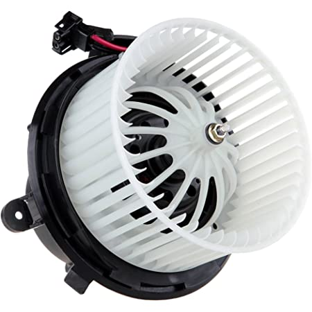 A-Premium Heater Blower Motor with Fan Cage Replacement for Mercedes-Benz C230 C250 C280 C300 C350 E300 E350 E500 E550 SLS AMG