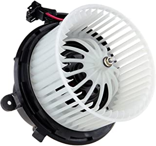 cciyu HVAC Heater Blower Motor with Wheel Fan Cage 2018200208 Air Conditioning AC Blower Motor fit for 2008-2009 Mercedes-Benz C230 /2010-2011 Mercedes-Benz C250 /2008-2009 Mercedes-Benz C280