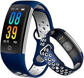 JSGJSH 2018 New Smart Bracelet Fitness Watch Blood Pressure Smart Band Pulsometro Smart Bracelet Blood Oxygen Smart Wristband Fitness Bracelet