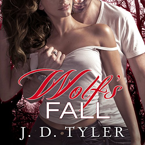 Wolf's Fall audiobook cover art