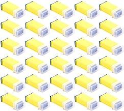 ULTECHNOVO 50 st. Sterile-säkerhetsväxter 26 G Diabetetikbehov för blodsockertester (slumpmässig färg)