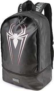 36682 Spiderman -Mochila Urban, Negro