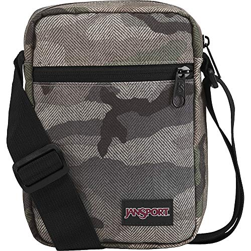 JanSport Weekender FX Mini Bag - Crossbody Pack | Camo Ombre