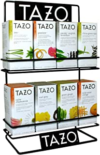 tazo tea display