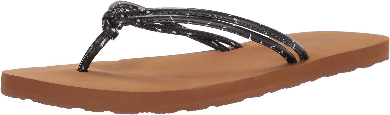 Volcom Womens Women's Forever and Ever Dress Sandal Sandal