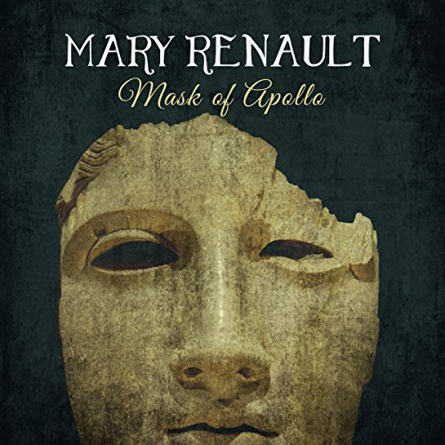 The Mask of Apollo audiobook cover art