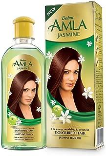 Dabur Amla Jasmine Oil 200 ml.