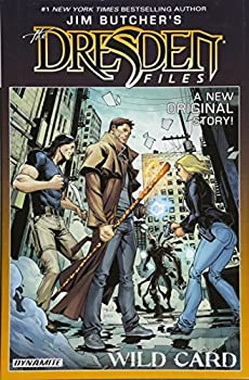 Jim Butcher s Dresden Files  Wild Card  Signed Limited Edition