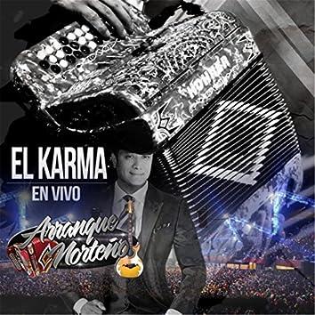 El Karma (En Vivo) [Live]