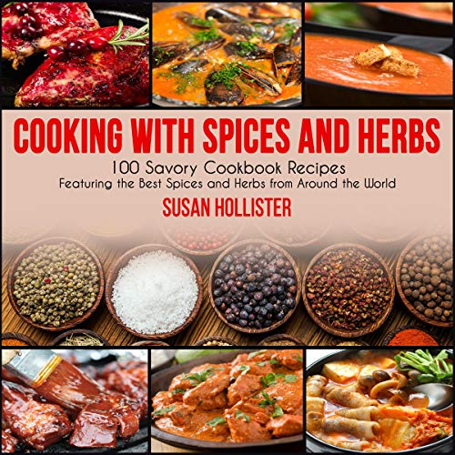 Cooking with Spices and Herbs Titelbild