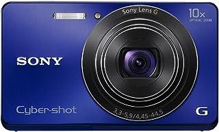 Sony DSC W690L Cyber shot Digitalkamera (16,1 Megapixel, 10 fach opt. Zoom, 7,5 cm (3 Zoll) Display, 25mm Weitwinkel, Schwenkpanorama) blau