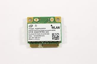 Dell Mini PCI Express Half Height 2GGYM WLAN WiFi 802.11n Wireless Card Latitude E6410 E6510 Studio (Certified Refurbished)