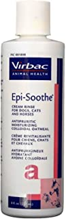 Allerderm Epi-Soothe Oatmeal Cream Rinse and Conditioner - 8 oz