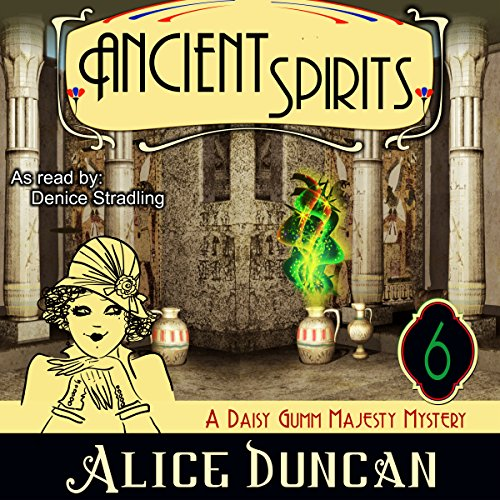 Ancient Spirits audiobook cover art