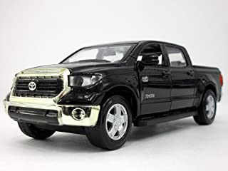 Toyota Tundra 1/36 Scale Diecast Metal Model by Kingstoy - BLACK
