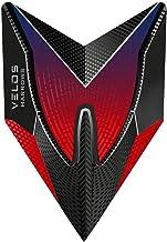 هارووس فلايتس فيلوس - أحمر 1015 - طقم من 3 فلايتس