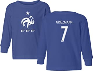 Best griezmann jersey long sleeve Reviews