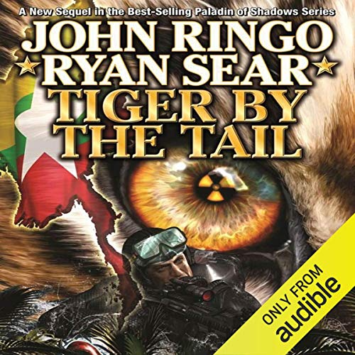 Tiger by the Tail: Paladin of Shadows, Book 6