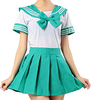 Coslive Saiki K Glasses Cosplay Costume Accessories Anime Prop Uniform Toy Gifts