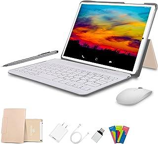 Tablet 10 Pulgadas 4G FHD 64GB de ROM 4GB de RAM Android 10.0 Certificado por Google GMS Tablet PC Baratas Quad Core Table...