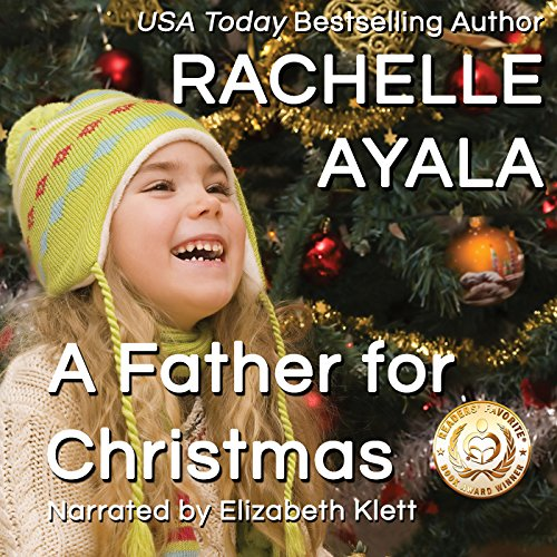 A Father for Christmas audiobook cover art