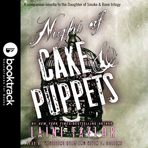 Night of Cake & Puppets Titelbild