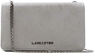 Lancaster Paris Women's 51910ECRU Beige Leather Shoulder Bag