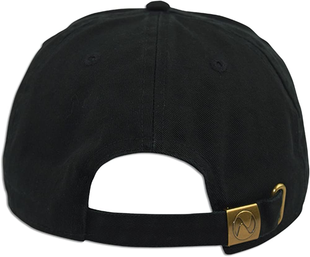 JLGUSA Savage Embroidered Dad Cap Hat Adjustable Polo Style Unconstructed