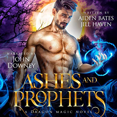 Ashes and Prophets cover art