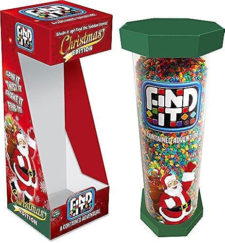 entrega rápida Find It Games Games Games christmas Santa Edition by Find It  más vendido