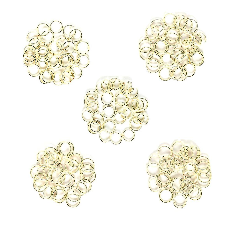 Silver - Enameled Copper Jump Rings – 16 Gauge – 7.0mm to 9.0 mm ID - 200 Rings