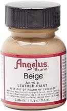 Angelus Acrylic Paints 1oz Color Beige