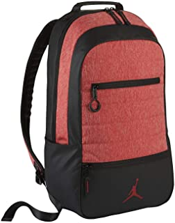 Airborne Backpack (Gym Red/Heather Grey)