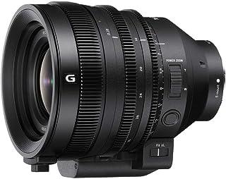 Sony SELC1635G Full formaat zoomlens FE C 16-35mm T3.1 G (cinema-serie, ultragroothoek, zoomlens) zwart