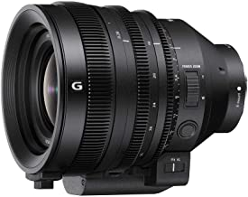 $5498 » Sony Full-Frame Cinema Lens FE C 16-35mm T3.1 G