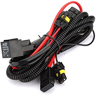 9006 HB4 Premium Xenon Kit Wiring Relay Harness Wire AGT