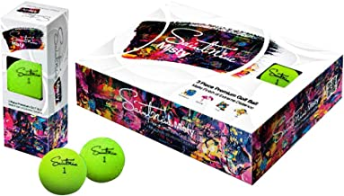 Saintnine Misty Golf Balls 2019 1 Dozen Green