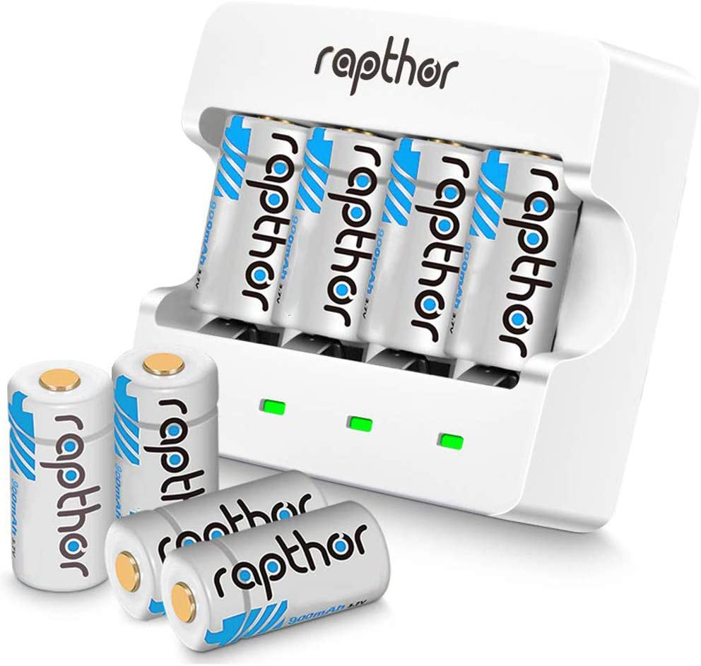 Rapthor 900mAh store At the price of surprise Arlo Batteries Set