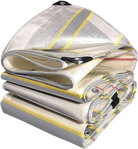 Toile ultra-légère d'ombrage de pluie de bache de prougeection solaire de toile de couleur de tente imperméable extérieure ultra pour le camping augHommestant la bache UV à haute densité de tissage