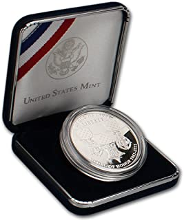 2011 medal of honor commemorative proof silver dollar