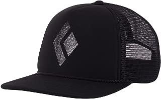 Black Diamond Unisex Flat Bill Trucker Hat