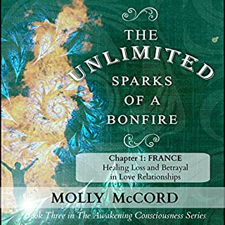 The Unlimited Sparks of a Bonfire, Chapter 1 audiobook cover art