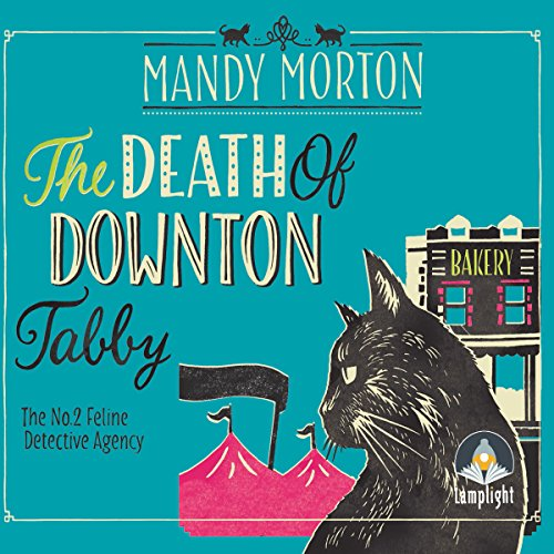 The Death of Downton Tabby cover art