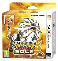Nuovo capitolo dei videogiochi della serie Pokémon Pokèmon Sole - Fan Edition include: Gioco con custodia + Steelbook