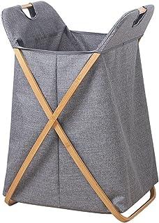 Corbeilles à linge Paniers à buanderie pliante Organisateur Accueil Entreprise Dirty Vêtements Basket De Stockage Imperméa...