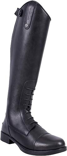 Equipride , Chaussures d'équitation pour Fille Noir Noir